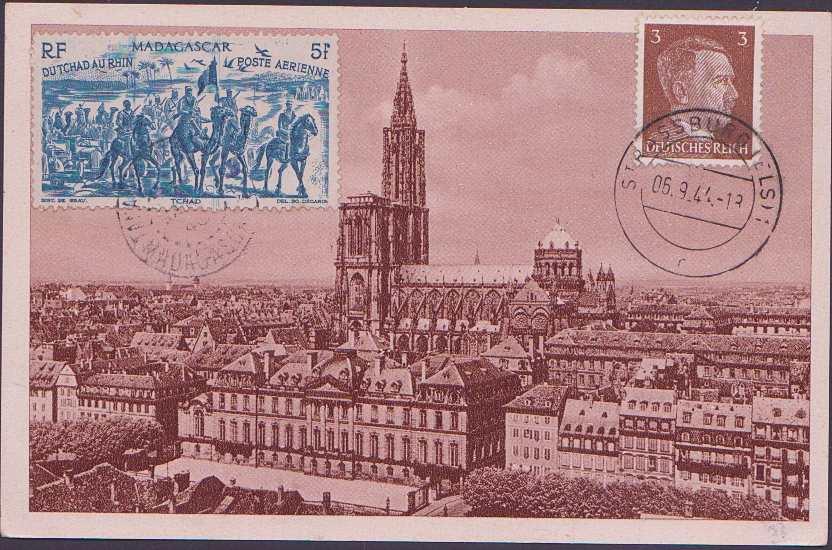 Enveloppes & cartes postales
