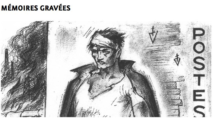 MemoiresGravees